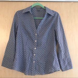 3/$15 Ann Taylor Button Down Dress Shirt